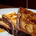 Portuguese Sweet Bread French Toast