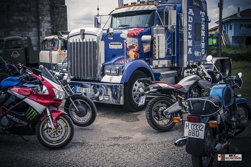 Feria de la Motocicleta Antigua Penagos