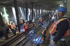 Rerailing Derailed Subway