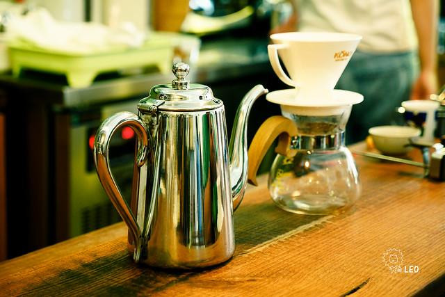 [台北 中正]–寧靜一隅,溫暖咖啡情–沛洛瑟自家焙煎咖啡店