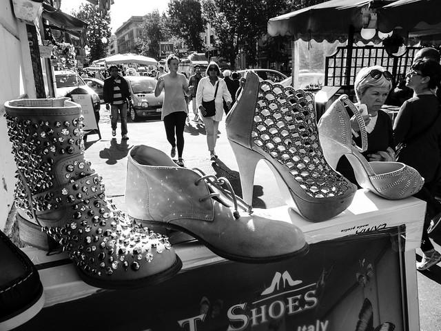 Shoes (foto di Raffaele Esposito)