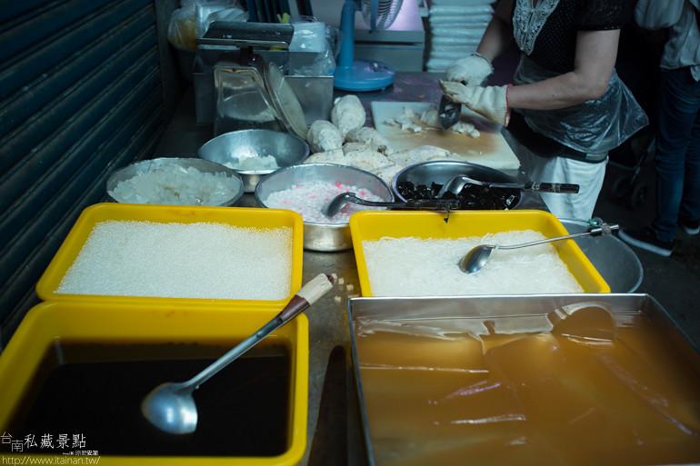 台南私藏景點--麻豆助碗粿、林媽媽鍋燒意麵、龍泉冰店 (14)
