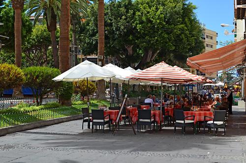 Plaza del Charco, Tenerife