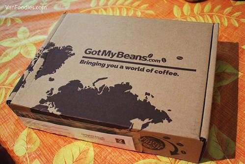 GotMyBeans.com Package