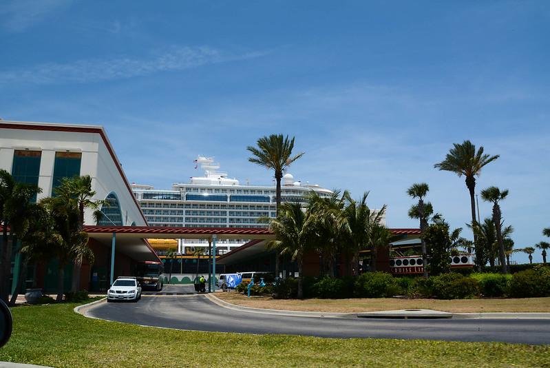 Disney Cruise Terminal