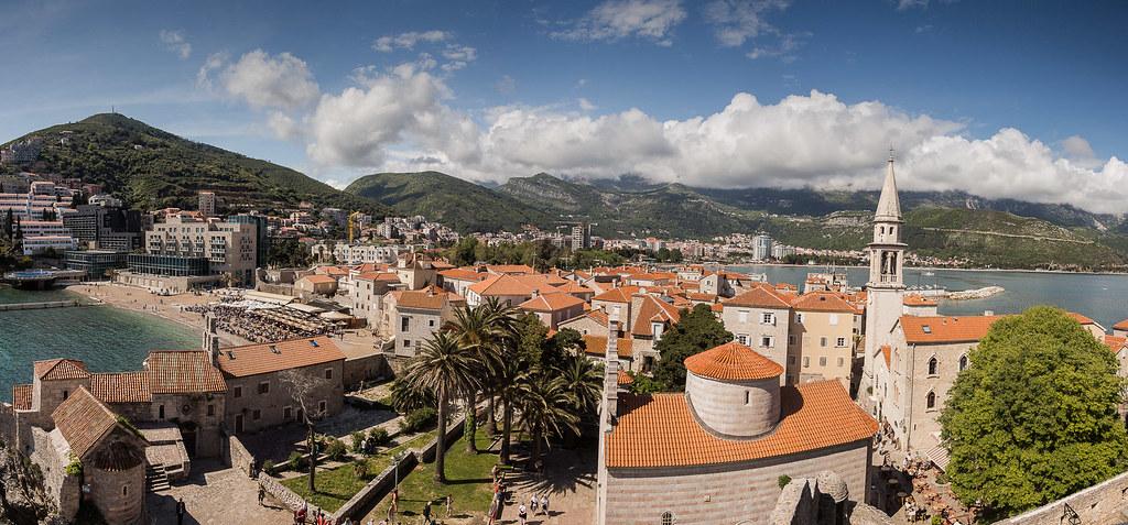 Montenegro-StariGradBudva
