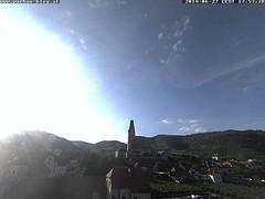Webcam Weißenkirchen Wachau, 27.6 2014, 16:41