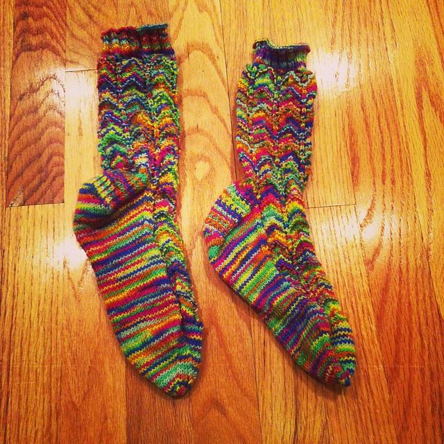 Tutti Frutti sock