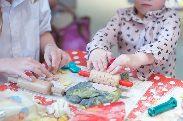 homemade play dough, voucher codes.co.uk, summer activities for kids