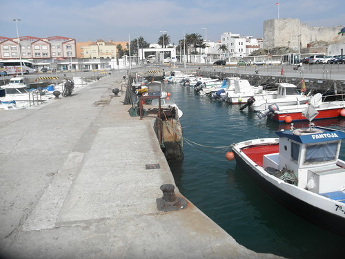 COMSA is to improve the sports dock of the port of Tarifa (Cádiz)