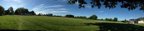 sky horses panorama ontario green grass choir spring tour singing farm pano idyllic aylmer univox southwesternontario 7s8v6 thehomeofoneofmyformerbestfriends univoxchoir