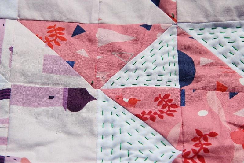 Schnitzel and Boo Mini Quilt Swap - July 2014 (7) [50%]