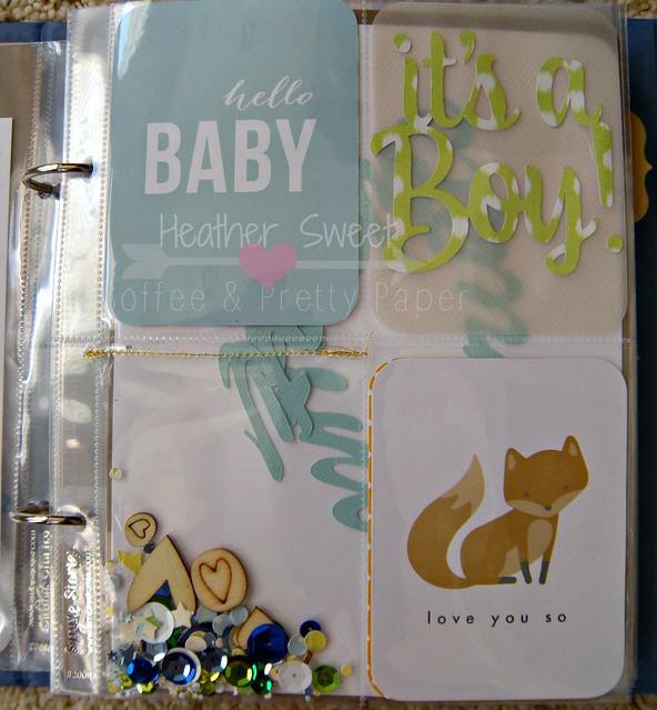 Baby Boy Mini Album