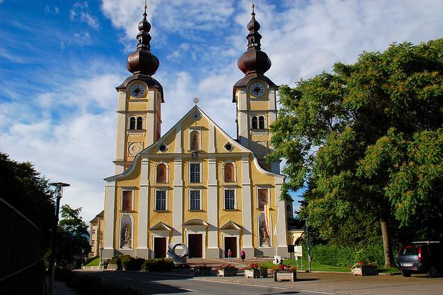 Wallfahrtskirche Maria Loreto, St. Andrä im Lavanttal