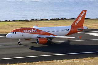 EasyJet A319 ~ G-EZBV