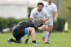 Verona rugby vs colorno 23.10.20