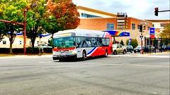 WMATA Metrobus 2016 New Flyer Xcelsior XDE40 #7363