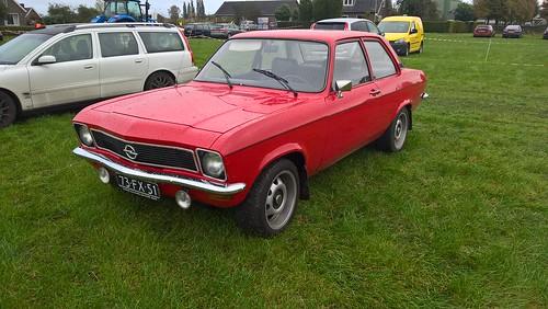 Opel Ascona ,73-FX-51