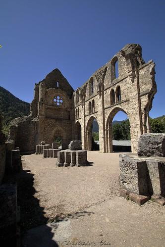 Abbaye d'Aulps 07