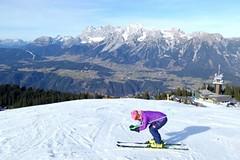 SNOWtour 2016/17: Planai – jak v listopadu lyžovat na prázdných sjezdovkách