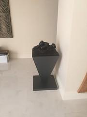Carbon Fiber Image Pedestal