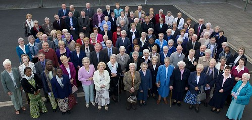 The Friends of St Louis Ireland celebrate their 60th anniversary with the Sisters of St Louis