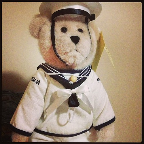 #fmsphotoaday jun20 {cute} someone's teddy
