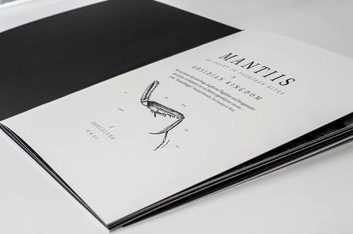 Obsidian Kingdom MANTIIS Vynil luxe edition