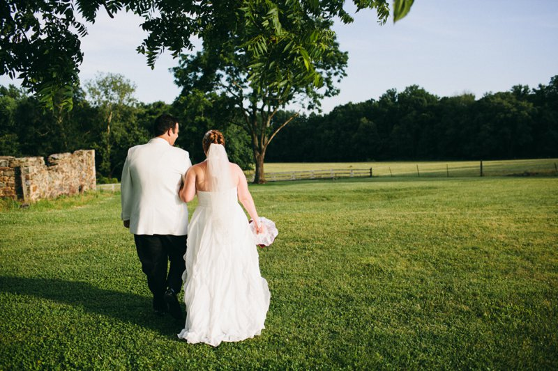 aberdeen, maryland backyard wedding