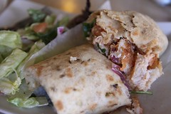 Pacific Wrap ($9.95) @ Tasty Corner