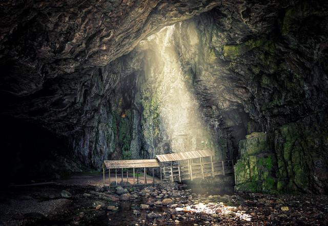 Smoo Cave III