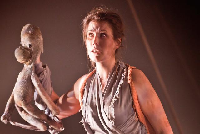 Anna Devin as Silvia in L'isola disabitata © ROH / Johan Persson 2010
