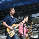 JD McPherson at Newport 2013