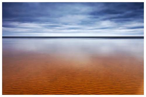 water landscape long exposure russia shore coastline вода пейзаж озеро 2013 lakeladoga ладога ладожское берегпесок