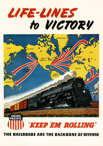 Life-Lines to Victory by paul.malon