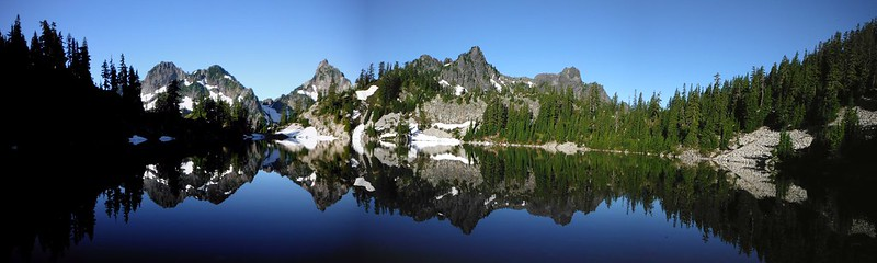 Gem Lake Stitch