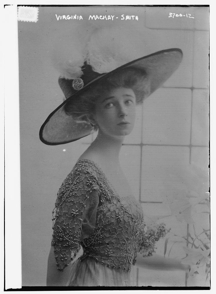 Virginia Mackay -- Smith  (LOC)