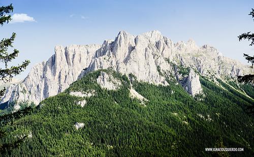 Dolomites - Val di Fassa - Vinicio Capossela at Vajolet 29