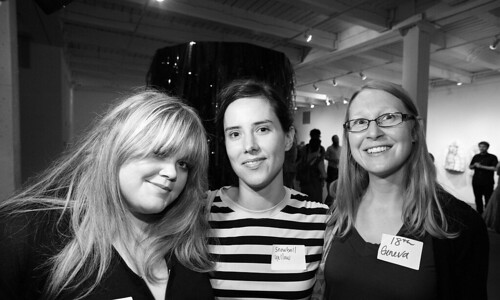 Jessica Harvey - Kera MacKenzie - Jenny Buffington @ Chicago Artists' Coalition