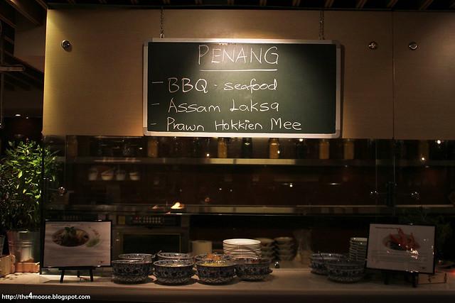 Spice Brasserie - Penang Station