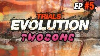 The TrialsTwosome Logo