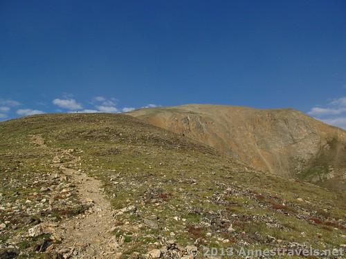 Mt. Elbert Trail, San Isabel National Forest, Colorado