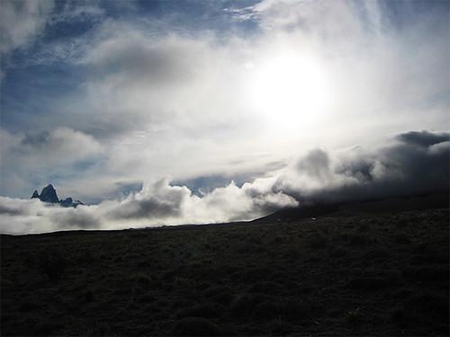 en nubes