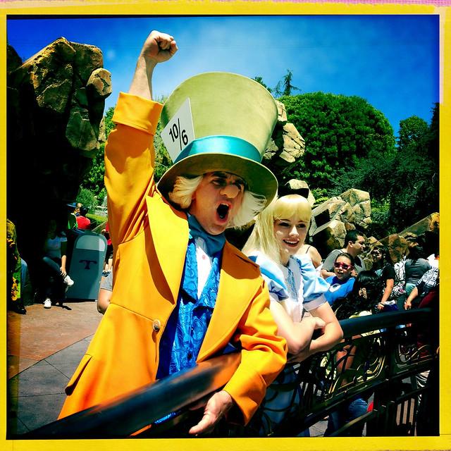 Occupy Disneyland