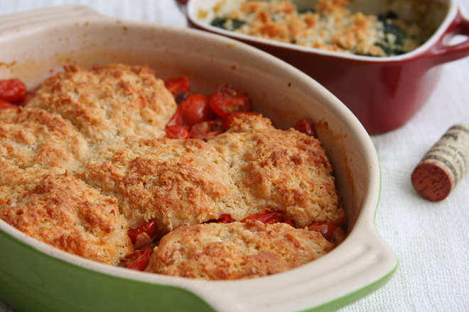 tomato cobbler 9