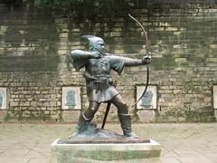 Oh, look; Robin Hood!
