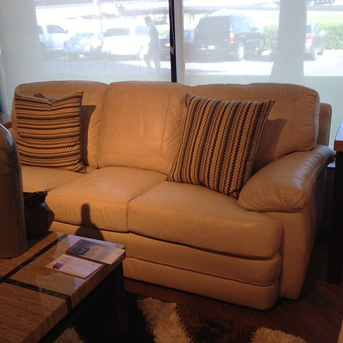 Our new sofa - not this color