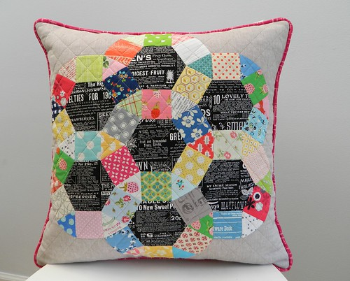 ferris wheel pillow