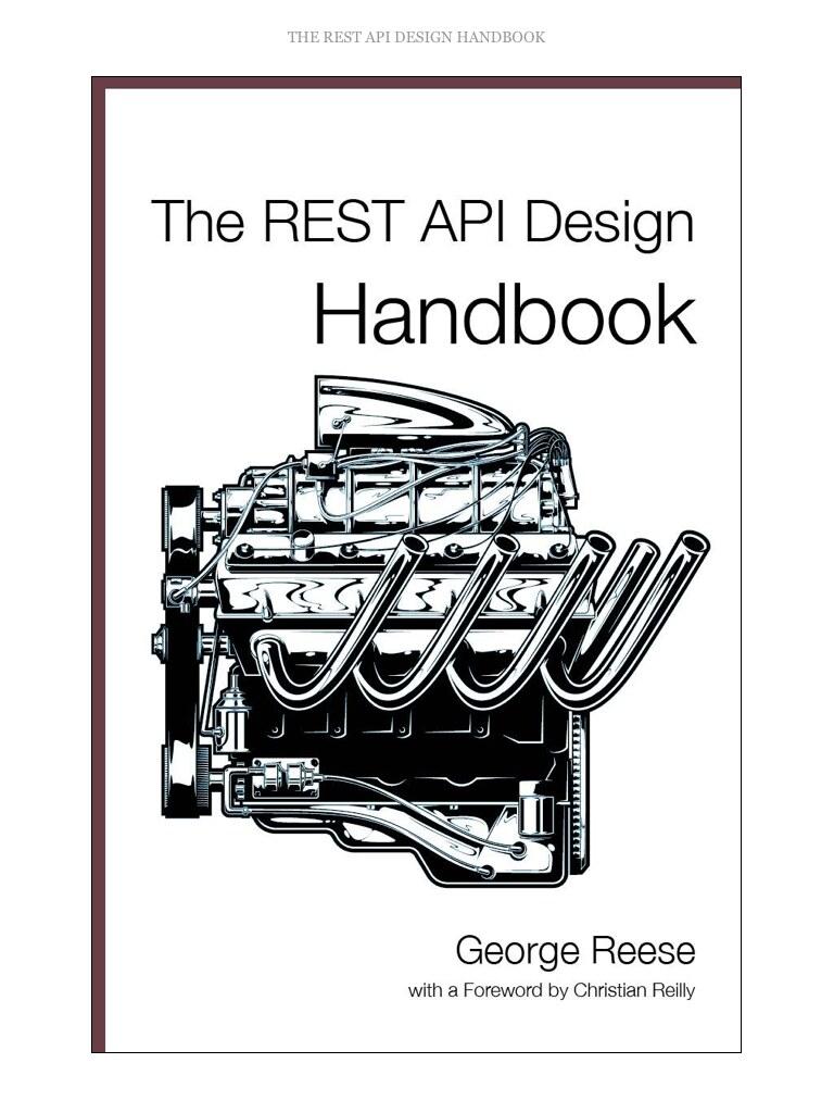 Reese, George, REST API Design Handbook (2012)