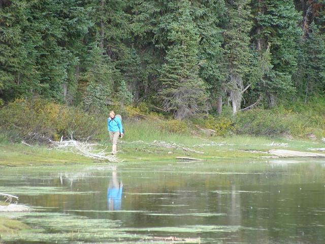 Header of Sissy Lake